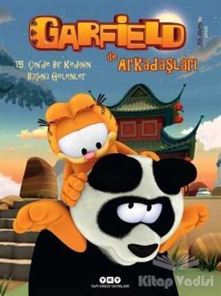 Yapı Kredi Yayınları - Garfield ile Arkadaşları 15 - Çin'de Bir Kedinin Başına Gelenler