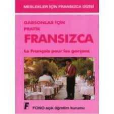 Fono Yayınları - Garsonlar için Pratik Fransızca