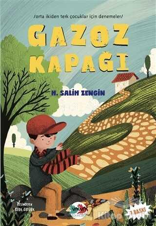 Vak Vak Yayınları - Gazoz Kapağı