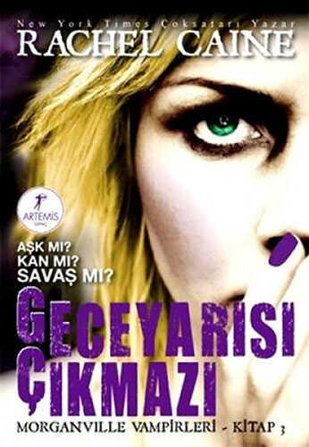 Artemis Yayınları - Geceyarısı Çıkmazı