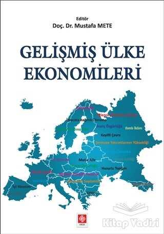 Ekin Basım Yayın - Akademik Kitaplar - Gelişmiş Ülke Ekonomileri