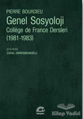 İletişim Yayınevi - Genel Sosyoloji