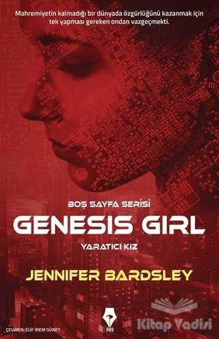 Pay Yayınları - Genesis Girl - Yaratıcı Kız