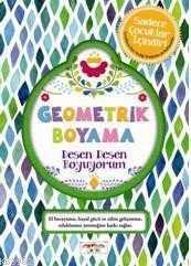 Yediveren Yayınları - Geometrik Boyama & Desen Desen Boyuyorum