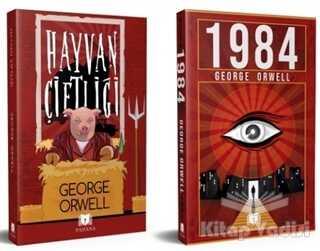 Parana Yayınları - George Orwell Seti (2 Kitap Takım)