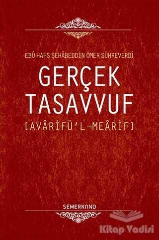 Semerkand Yayınları - Gerçek Tasavvuf