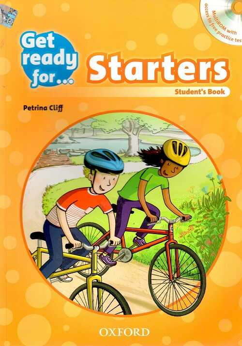 Oxford University Press - Get Ready for: Starters: Student's Book and Audio CD Pack