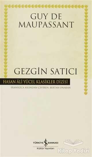 İş Bankası Kültür Yayınları - Gezgin Satıcı