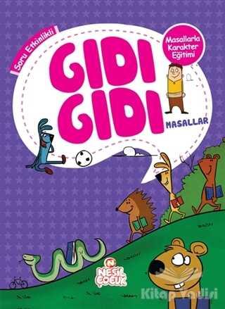 Nesil Çocuk Yayınları - Gıdı Gıdı Masallar