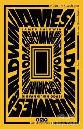 Yapı Kredi Yayınları - Giovanni'nin Odası