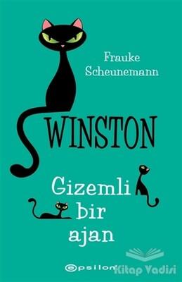 Epsilon Yayınevi - Gizemli Bir Ajan - Winston