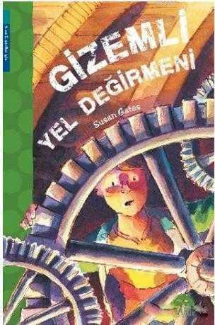Martı Çocuk Yayınları - Gizemli Yel Değirmeni