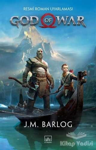 İthaki Yayınları - God of War