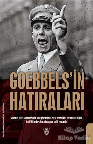Dorlion Yayınevi - Goebbels'in Hatıraları