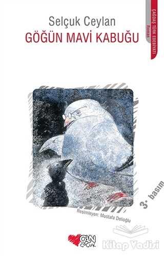 Can Çocuk Yayınları - Göğün Mavi Kabuğu