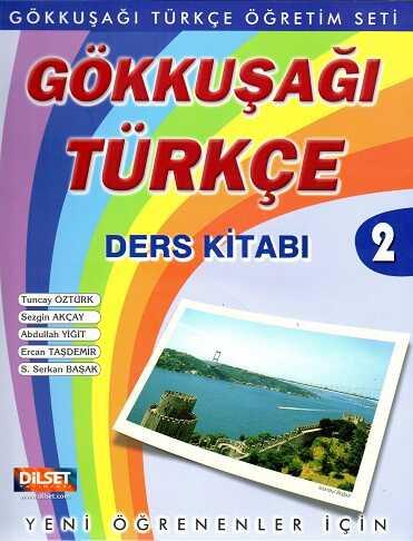 Dilset Gökkuşağı Türkçe Eğitim - Gökkuşağı Türkçe 2 Öğretim Seti