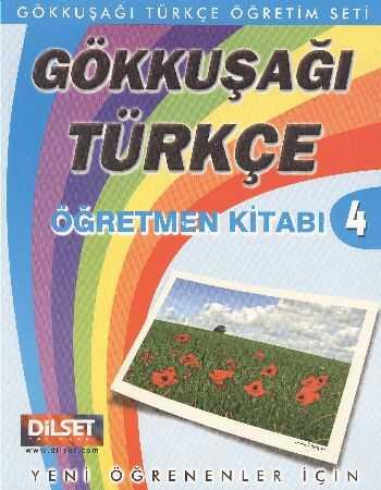 Dilset Gökkuşağı Türkçe Eğitim - Gökkuşağı Türkçe 4 Seti