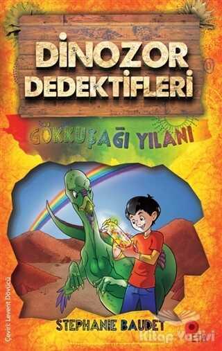 Peta Kitap - Gökkuşağı Yılanı - Dinozor Dedektifleri