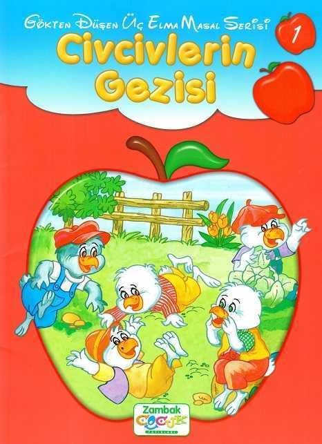 Zambak Yayınları - Gökten Düşen Üç Elma Serisi (7 Kitap)