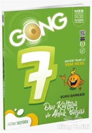 Eğiten Kitap - GONG 7.Din Kültürü ve Ahlak Bilgisi Soru Bankası