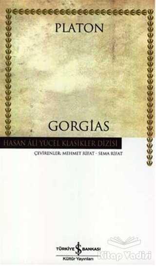 İş Bankası Kültür Yayınları - Gorgias