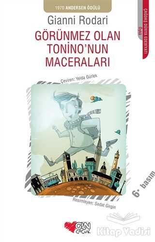 Can Çocuk Yayınları - Görünmez Olan Tonino'nun Maceraları