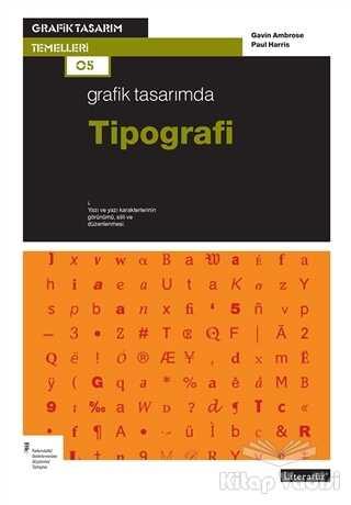 Literatür Yayıncılık - Grafik Tasarımda Tipografi