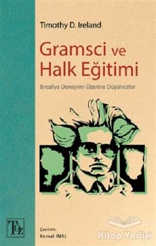 Töz Yayınları - Gramsci ve Halk Eğitimi