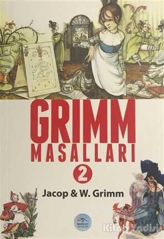Maviçatı Yayınları - Grimm Masalları 2