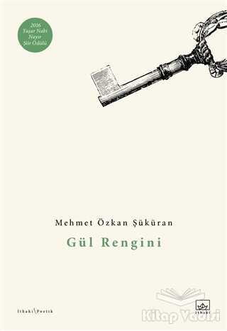 İthaki Yayınları - Gül Rengini