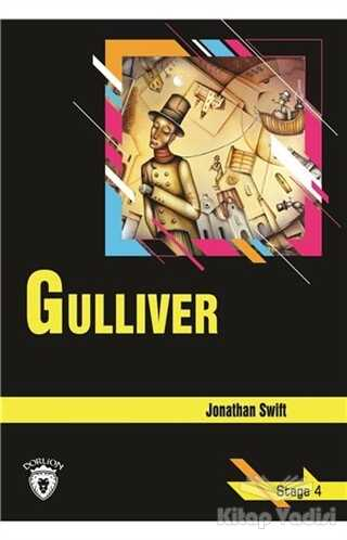 Dorlion Yayınevi - Gulliver - Stage 4 (İngilizce Hikaye)