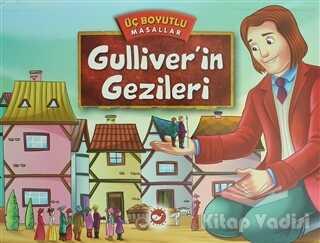 Beyaz Balina Yayınları - Gulliver'in Gezileri - Üç Boyutlu Masallar