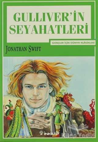 İnkılap Kitabevi - Gençlik Kitapları - Gulliver'in Seyahatleri