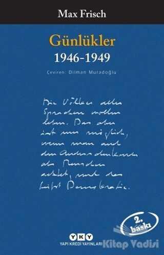 Yapı Kredi Yayınları - Günlükler 1946-1949