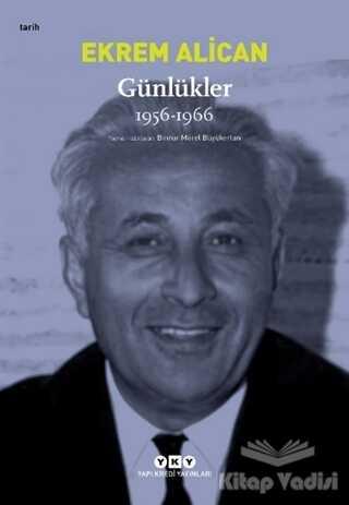 Yapı Kredi Yayınları - Günlükler 1956-1966