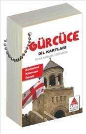 Delta Kültür Basım Yayın - Gürcüce Dil Kartları