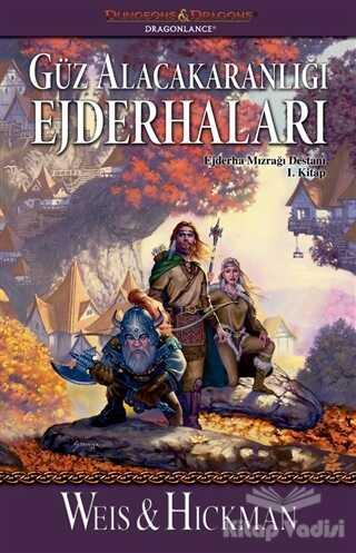 İthaki Yayınları - Güz Alacakaranlığı Ejderhaları