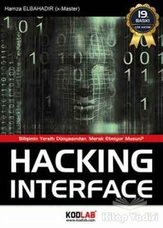 Kodlab Yayın Dağıtım - Hacking Interface