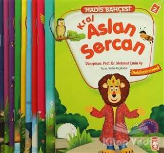 Timaş Çocuk - İlk Çocukluk - Hadis Bahçesi (10 Kitap Takım)