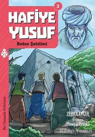 Uğurböceği Yayınları - Hafiye Yusuf 3: Rodos Şehitleri