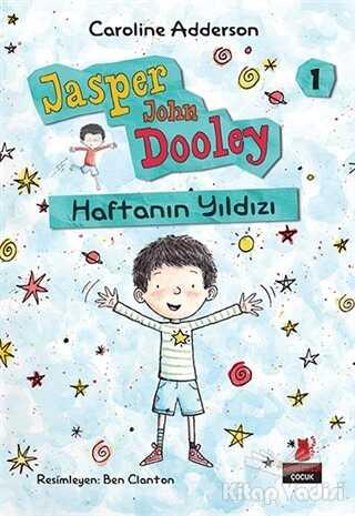 Kırmızı Kedi Çocuk - Haftanın Yıldızı: Jasper John Dooley - 1