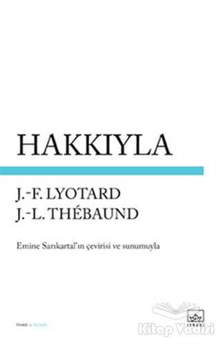 İthaki Yayınları - Hakkıyla