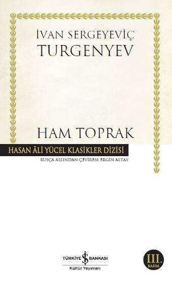 İş Bankası Kültür Yayınları - Ham Toprak