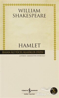 İş Bankası Kültür Yayınları - Hamlet