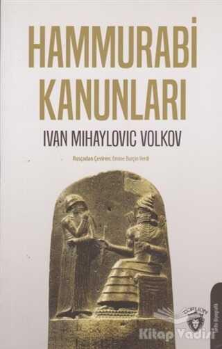 Dorlion Yayınevi - Hammurabi Kanunları