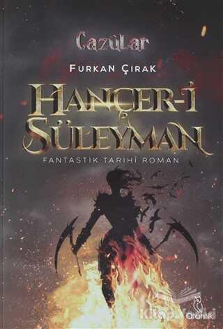 Otantik Kitap - Hançer-i Süleyman - Cazülar