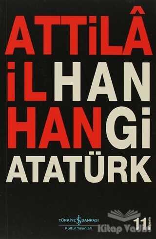 İş Bankası Kültür Yayınları - Hangi Atatürk