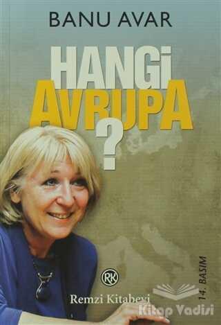Remzi Kitabevi - Hangi Avrupa?