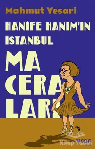 Can Yayınları - Hanife Hanım'ın İstanbul Maceraları