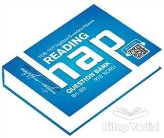 Modern English - HAP Reading B1-B2 (Video Çözümlü)
